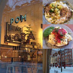 Instagrambild Pom och Flora